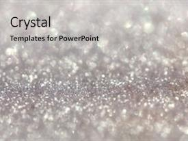 silver powerpoint background