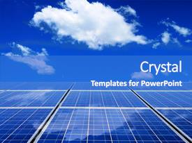solar energy powerpoint templates | crystalgraphics, Powerpoint templates