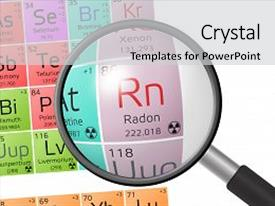 chemical elements powerpoint templates | crystalgraphics, Modern powerpoint