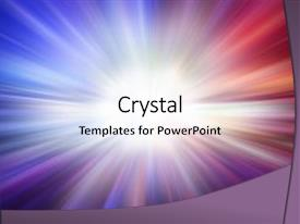 Explosion powerpoint templates crystalgraphics crystal powerpoint template with speeding colorful explosion abstract speed themed background and a light gray toneelgroepblik Images