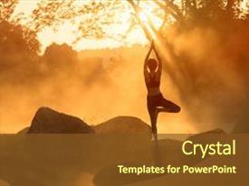 Yoga powerpoint templates crystalgraphics yoga powerpoint templates toneelgroepblik Image collections