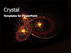 quantum physics powerpoint templates | crystalgraphics, Powerpoint templates