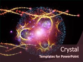 Quantum physics powerpoint templates crystalgraphics ppt enhanced with subject of quantum physics theme and a wine colored foreground toneelgroepblik Gallery