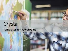 Geography powerpoint templates crystalgraphics geography powerpoint templates toneelgroepblik Gallery