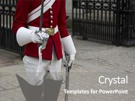 British army powerpoint templates crystalgraphics a presentation featuring royal image and a gray colored foreground toneelgroepblik Images