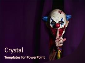 murder powerpoint templates | crystalgraphics, Modern powerpoint