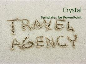travel agency powerpoint templates | crystalgraphics, Powerpoint templates