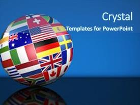 Multicultural education powerpoint templates crystalgraphics i love this presentation with languages world travel services education and international background and a toneelgroepblik Images