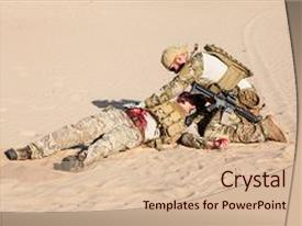 Army medicine powerpoint template gallery powerpoint template army medicine powerpoint templates crystalgraphics crystal powerpoint template with us army special forces soldier themed background toneelgroepblik Images