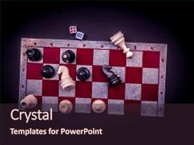 life board game powerpoint templates | crystalgraphics, Modern powerpoint