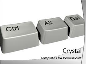 Windows xp powerpoint templates crystalgraphics magical keys combination from many background and a white colored toneelgroepblik Gallery