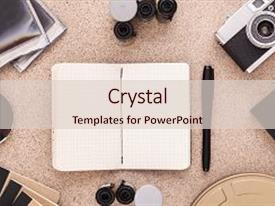 Scrapbook powerpoint templates crystalgraphics cool new ppt enhanced with workplace photographer scrapbook tradional photography theme and a lemonade colored foreground toneelgroepblik Images