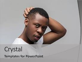 Free powerpoint templates african american gallery powerpoint bug free powerpoint templates crystalgraphics crystal powerpoint template with bug free young african american man solving toneelgroepblik Gallery